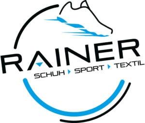 Rainer Schuh Sport Textil Logo