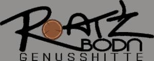 Roatz-Bodn-Genusshitte-Logo