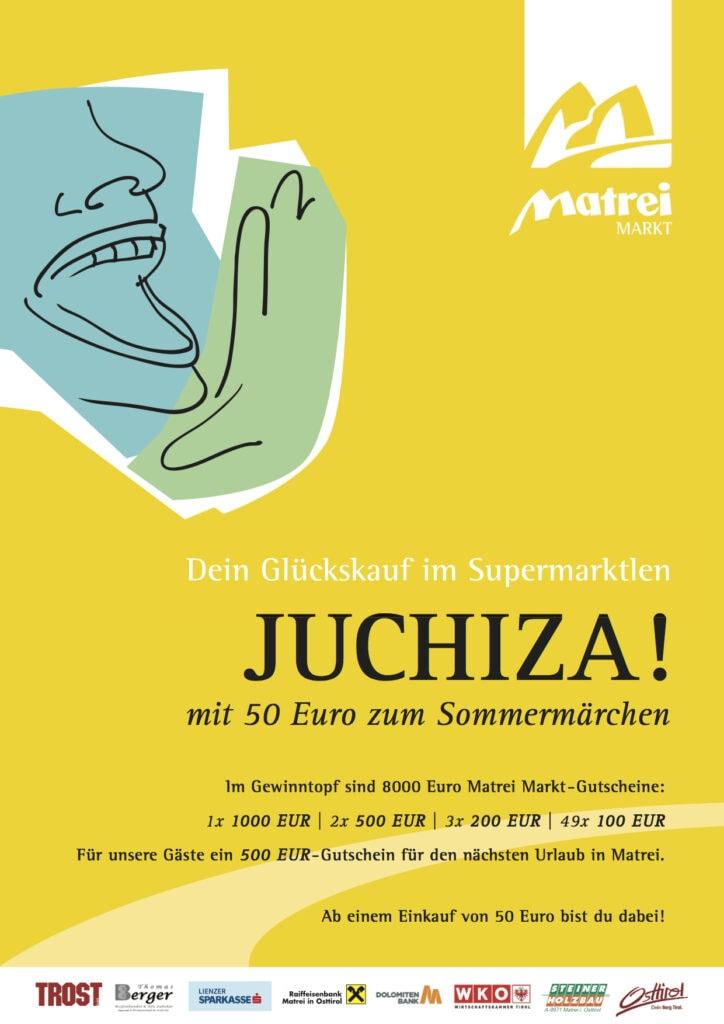juchiza A4 Plakat
